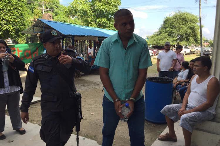 Absuelto Gustavo Cáceres preso político de la narcodictadura de Honduras