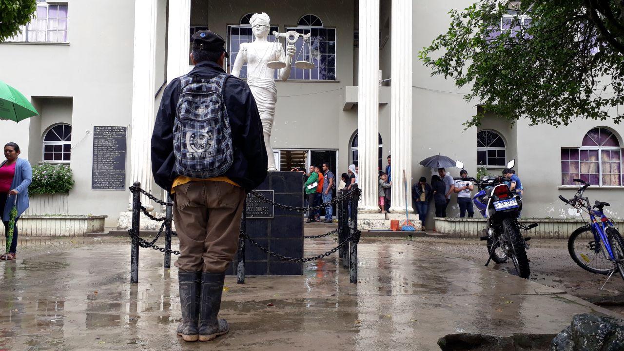 Sobreseimiento para seis campesinos en el norte de Honduras