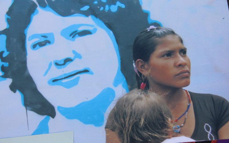 Celebramos a COPINH: 27 años de lucha incansable