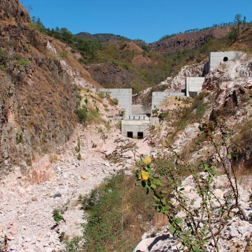 Río Petacón entre el poder y la corrupción. Entrega I