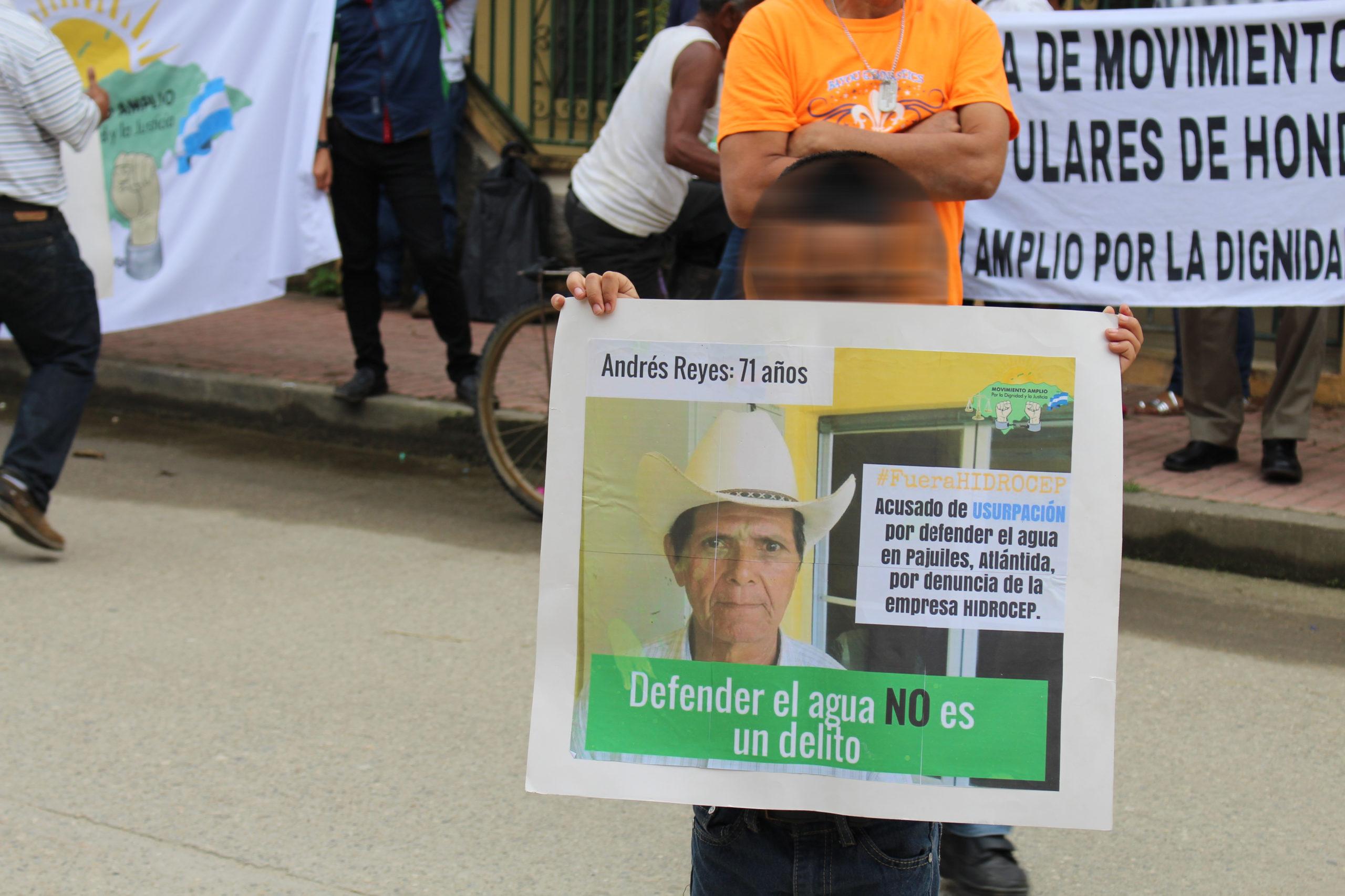 El día del niño y la niña en los hogares de las personas criminalizadas en Honduras