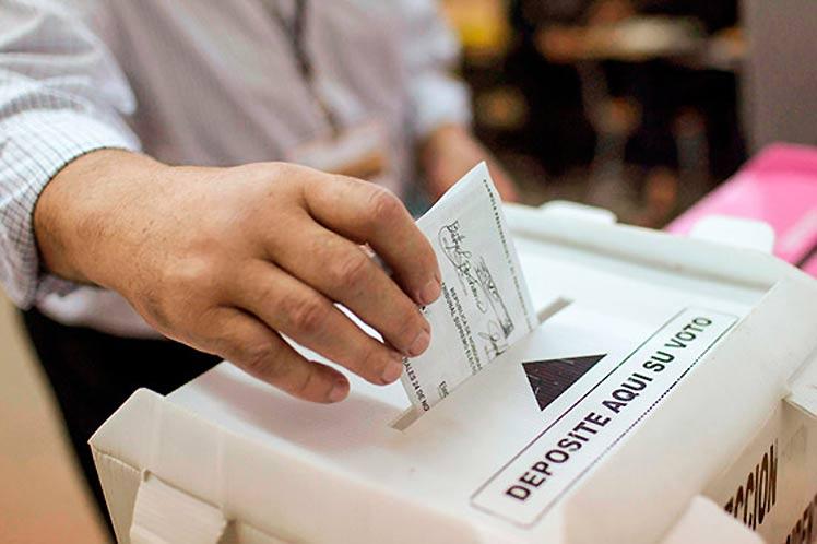 Resistir al fraude electoral
