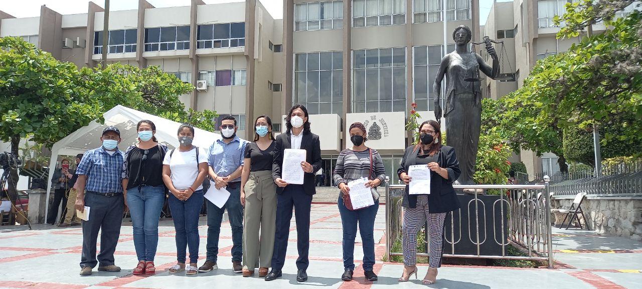 Organizaciones presentamos acción de inconstitucionalidad en contra del decreto que restringe y discrimina la participación política en el marco del extractivismo y el uso de poderes de emergencia en Honduras