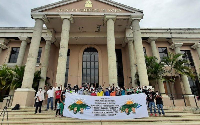 Victoria popular: Nueve indígenas Tolupanes triunfan sobre la justicia hondureña.